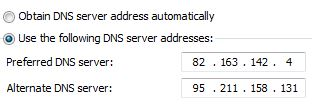 dns-redirection